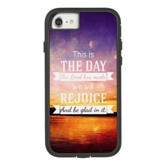 This is the day the lord has made... Case-Mate tough extreme iPhone 8/7 case