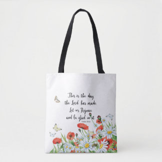 This is the Day the Lord has Made Tote Bag