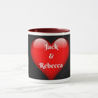 This Is Us jack and Rebecca Mug