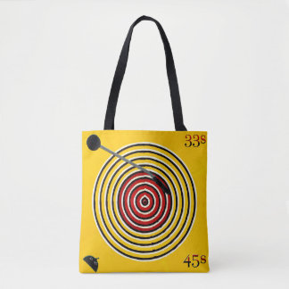 This Is What Made Me Tote Bag