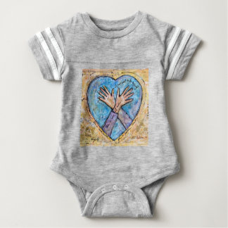 This is who I am Baby Bodysuit