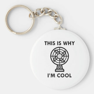 This Is Why I'm Cool Keychain