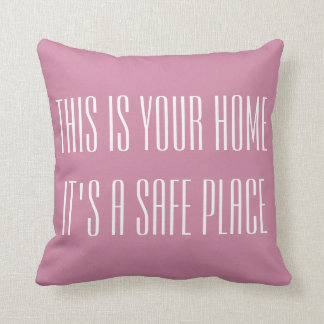 This is Your Home - Customizable Color Pillows
