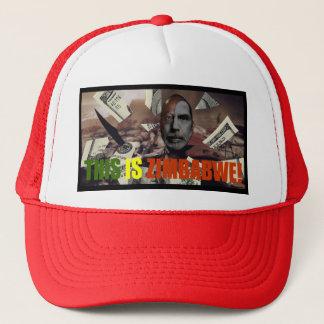 THIS IS ZIMBABWE! TRUCKER HAT