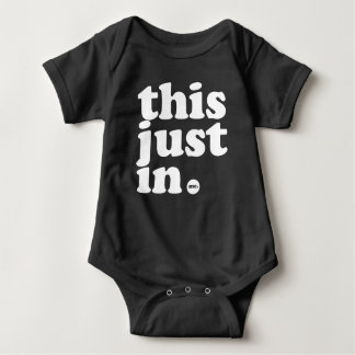 this just in (cooper) birthday bodysuit