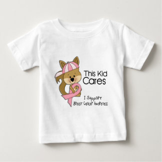 This Kid Cares Breast Cancer Awareness Tshirts