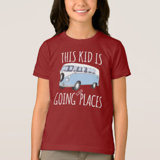 This Kid Is Going Cool Places T-Shirt