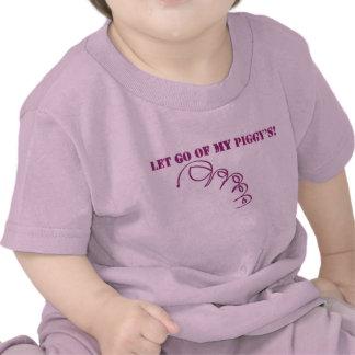 This LiTTLE PIG PURPLE Shirt