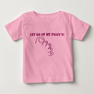 This LiTTLE PIG PURPLE Tshirts