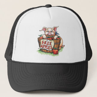 This Little Piggy Trucker Hat