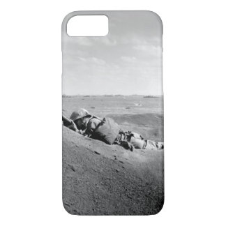 "This Marine, member of the ""Fighting _War Image iPhone 7 Case"