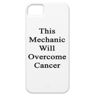 This Mechanic Will Overcome Cancer iPhone 5 Covers