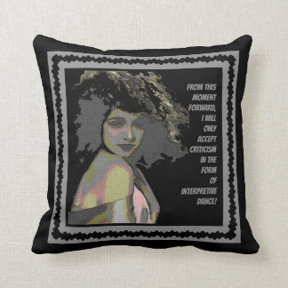 This Moment Forward Throw Pillow