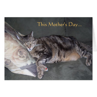This Mother's Day... Card