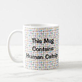 This Mug Contains Human Catnip