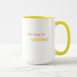 This Mug is Bananas