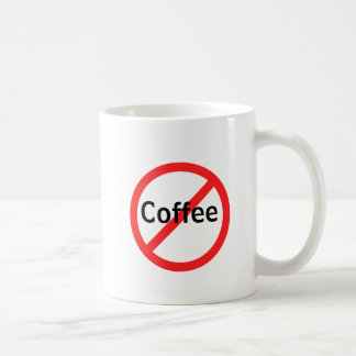 This mug is only for tea.  No coffee.