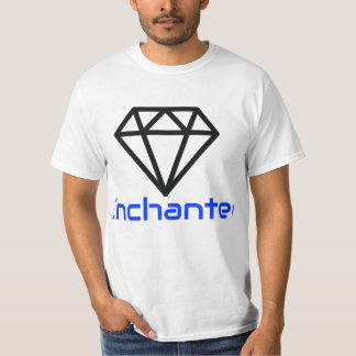This my second piece of merch Enchanted Diamond T-Shirt