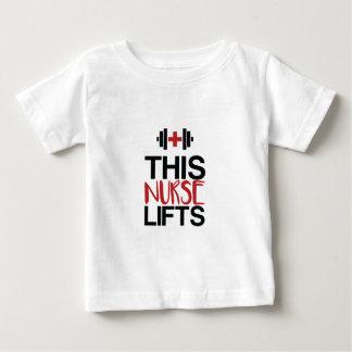 This Nurse Lifts Baby T-Shirt