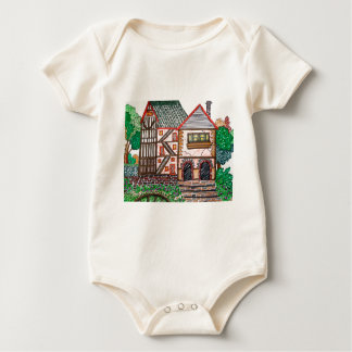 THIS OLD  HOUSE BABY BODYSUIT