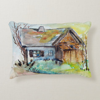 This Old House Pillow Cushion