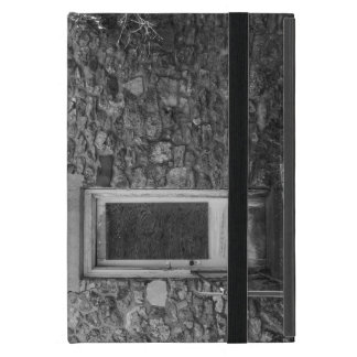 This Old Rock Wall Grayscale Case For iPad Mini