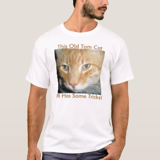 This Old Tom Cat T-Shirt