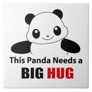 This panda need a big hug tiles