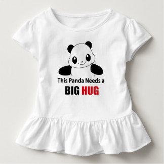 This panda need a big hug toddler t-shirt