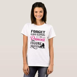 This Princess Wears Figure Skates T-shirt