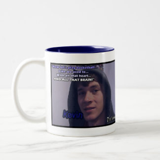 This Show & None Other: Kevin Two-Tone Coffee Mug