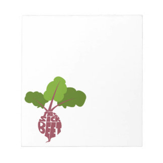 This Sick Beet Notepads