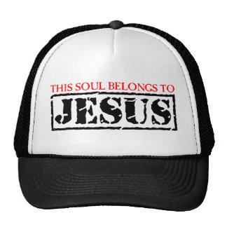 This Soul Belongs to Jesus Trucker Hat