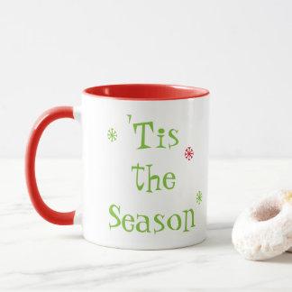'This the Season Mug