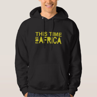 This Time For Africa waka-waka Hodie Hoodie