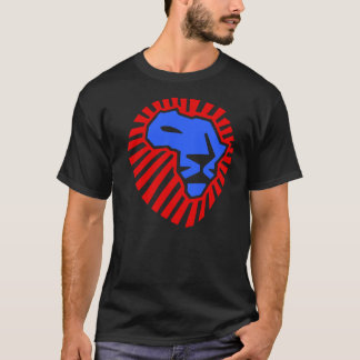 This Time For Africa Waka-waka Lion Head T-Shirt