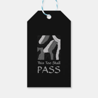 """This Too Shall Pass"" Gift Tag Pack Of Gift Tags"