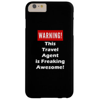 This Travel Agent is Freaking Awesome! Barely There iPhone 6 Plus Case