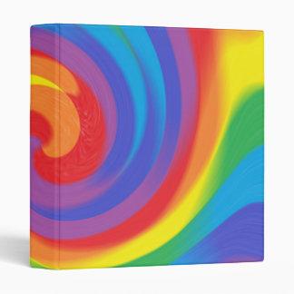 This Way To Dreamland Vinyl Binder