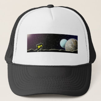 This way to the Universe Trucker Hat