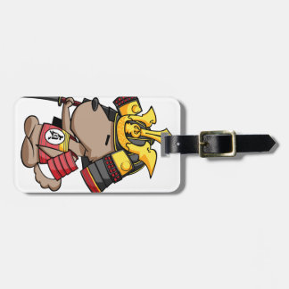 This week is, the cup English story Ota Gunma Luggage Tag