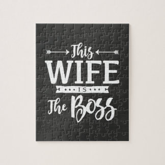 This Wife Is The Boss Puzzles
