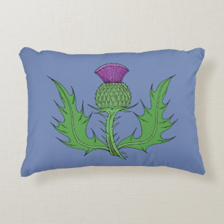 Thistle Accent Pillow