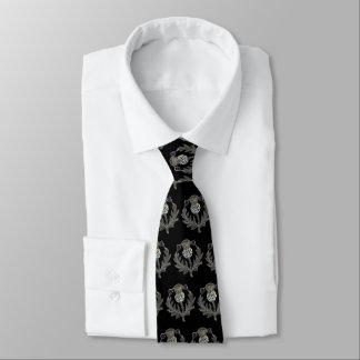 Thistle Badge Tie