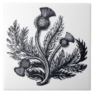 Thistle Ceramic Tile