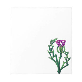 Thistle Notepad