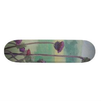 Thistle Skate Board
