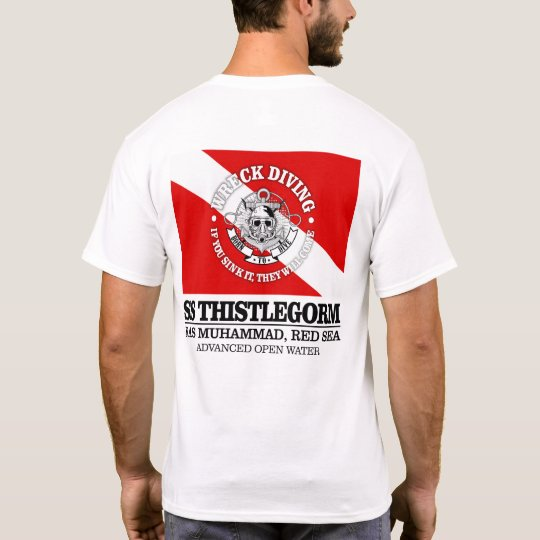 Thistlegorm (best wrecks) T-Shirt