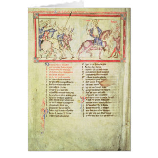 Thomas a Becket Card