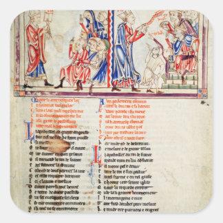 Thomas a Becket pronounces Square Sticker